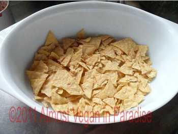 chips in casserole