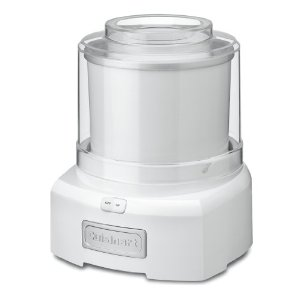 Cuisinart Ice 21:  A Cuisinart Ice Cream Maker Review by a Real User