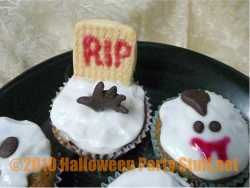 Halloween Desserts Ideas