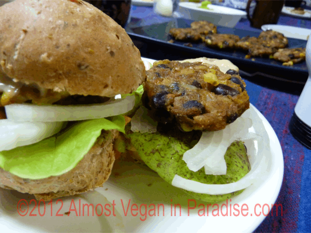 Tips for Making Veggie Burgers