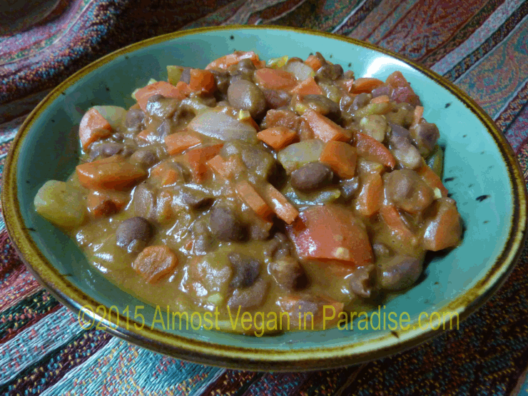 Turkish Bean Stew Recipe–Zeytinyağlı Barbunya